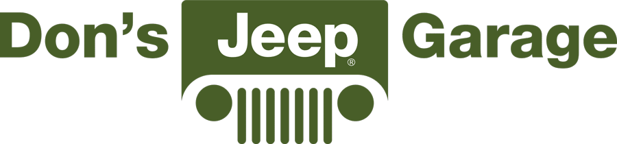 Don's Jeep Garage Mobile Logo