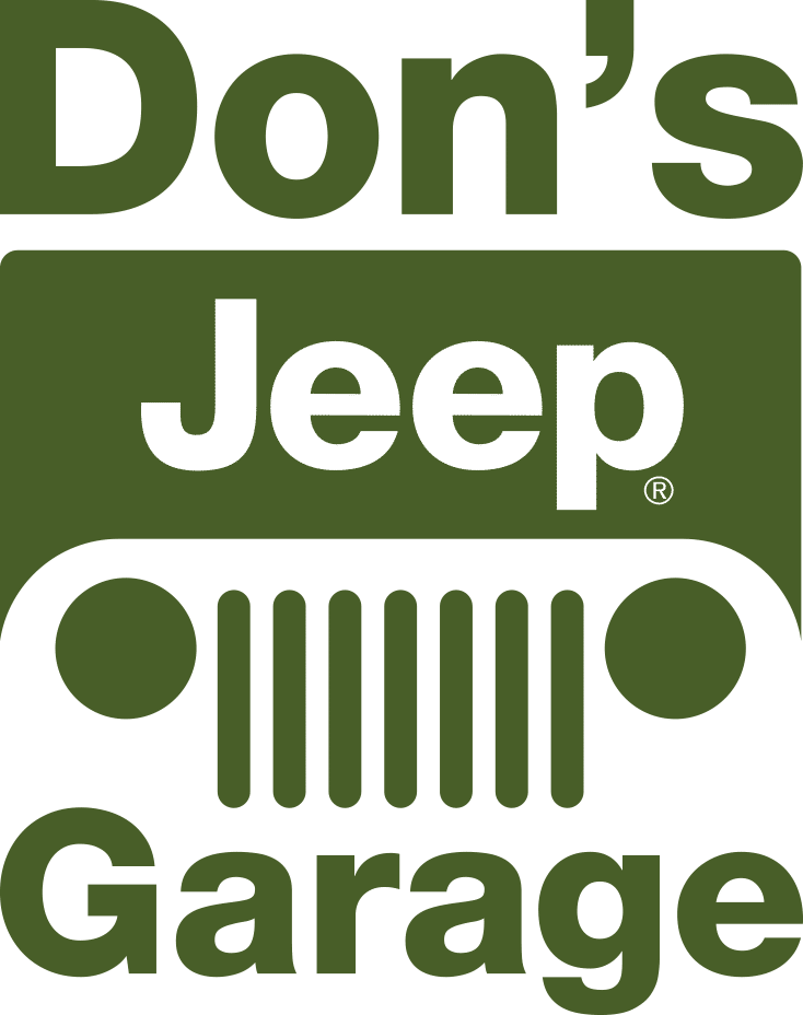 Don's Jeep Garage Logo