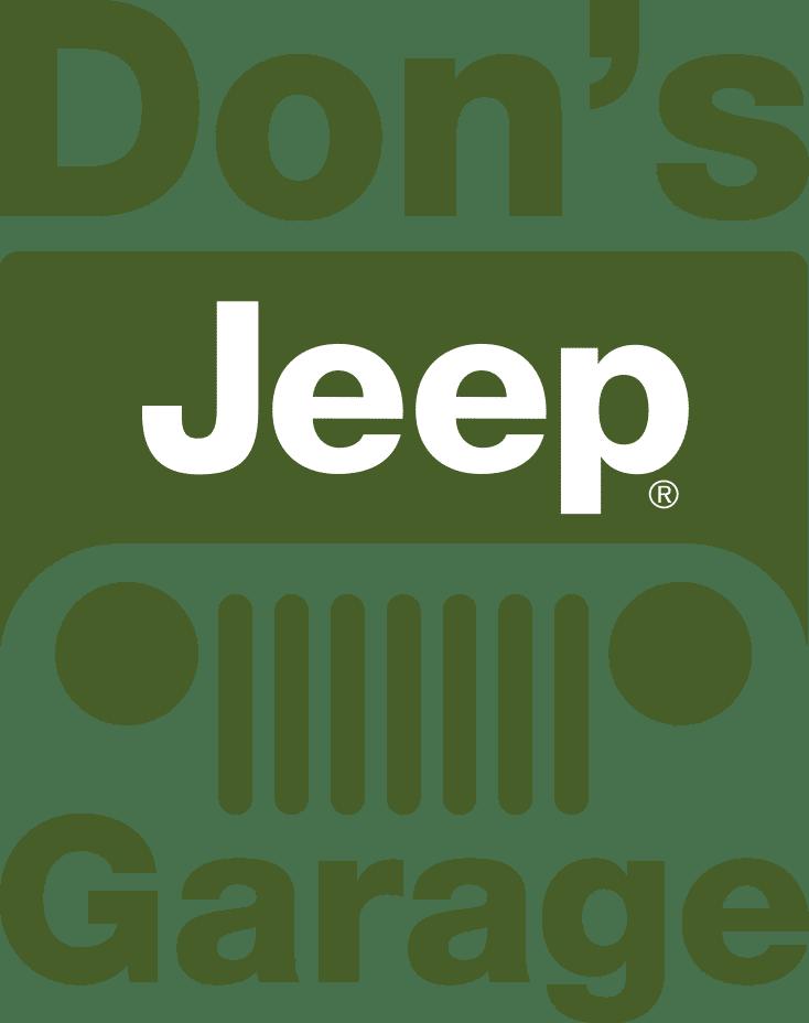 Don's Jeep Garage Logo